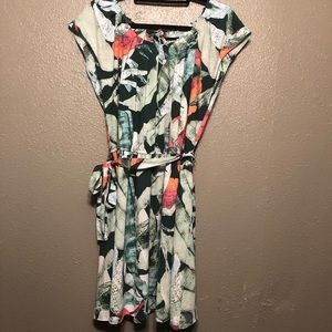 Lauren Conrad Tie Dress